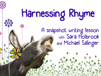 Harnessing Rhyme
