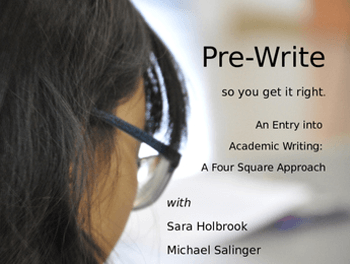 Pre-Write to Get it Right - a Four Square Strategy
